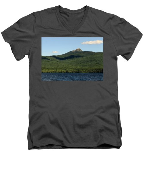 Mount Chocorua Men's V-Neck T-Shirt
