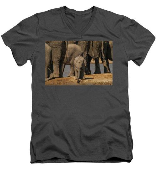My Own Pool Men's V-Neck T-Shirt