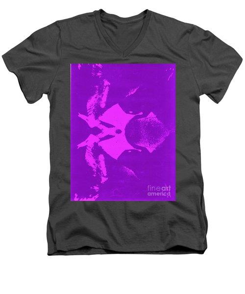 No Limits Iv Men's V-Neck T-Shirt