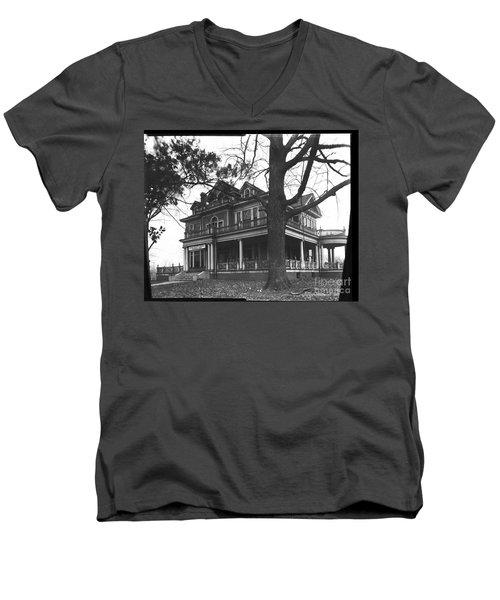 Norman Men's V-Neck T-Shirt