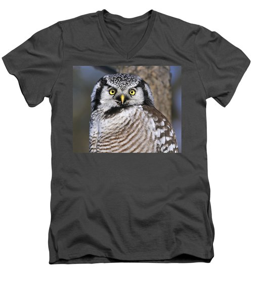 Northern Predator Men's V-Neck T-Shirt