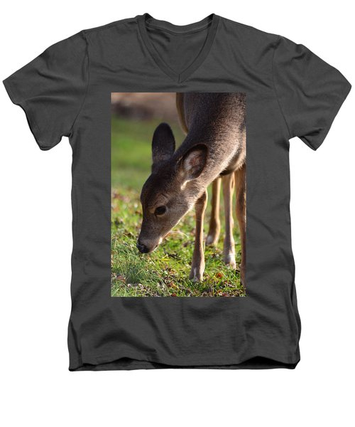 Oh So Sweet Men's V-Neck T-Shirt
