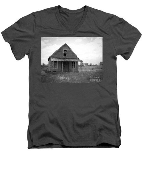 Old Bug Tussle Men's V-Neck T-Shirt