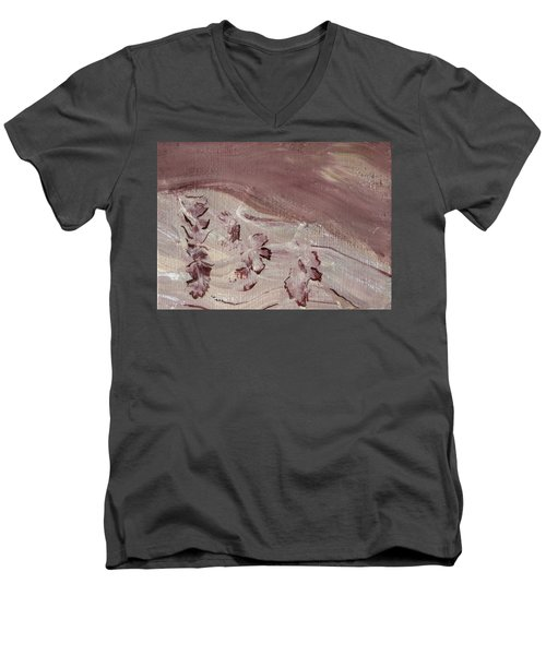 Orchid River Men's V-Neck T-Shirt