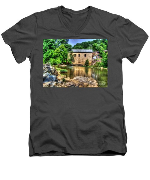 Powerhouse Men's V-Neck T-Shirt