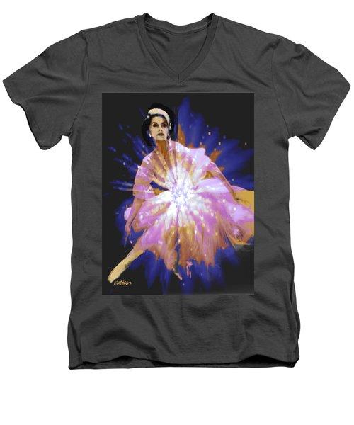 Prima Men's V-Neck T-Shirt