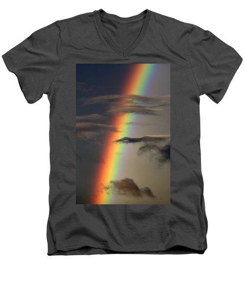 Rainbow Islands Men's V-Neck T-Shirt