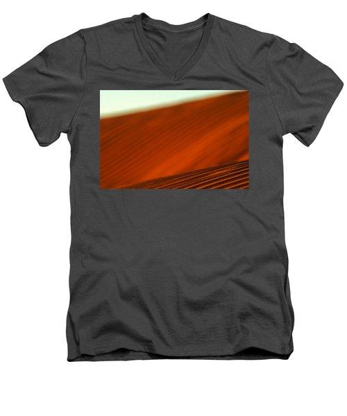 Red Ridge Men's V-Neck T-Shirt