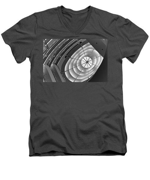 San Francisco Architecture Men's V-Neck T-Shirt