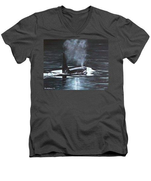San Juan Resident Men's V-Neck T-Shirt
