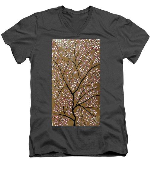 Sanshet Jann Men's V-Neck T-Shirt
