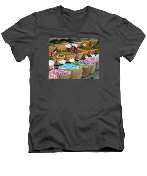 Scents For The Senses Men's V-Neck T-Shirt