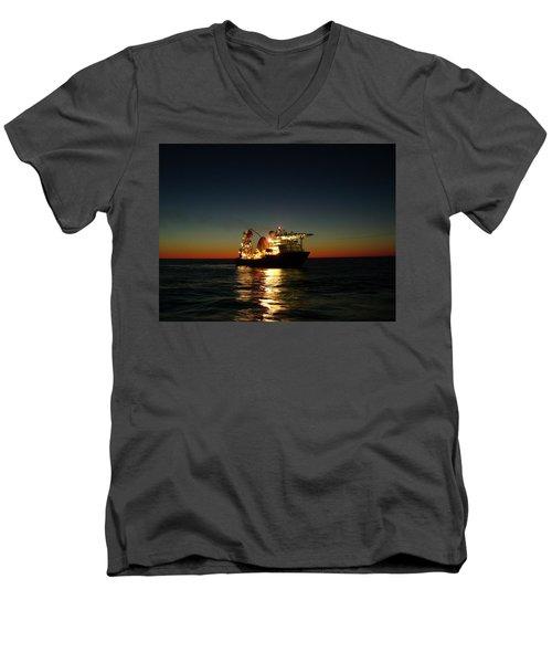 Seven Navica Just Before Dawn Men's V-Neck T-Shirt