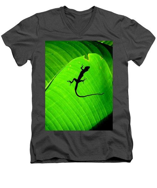 Shadowlizard Men's V-Neck T-Shirt