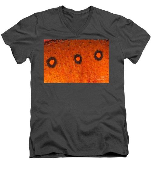 Skin Of Eastern Newt Men's V-Neck T-Shirt