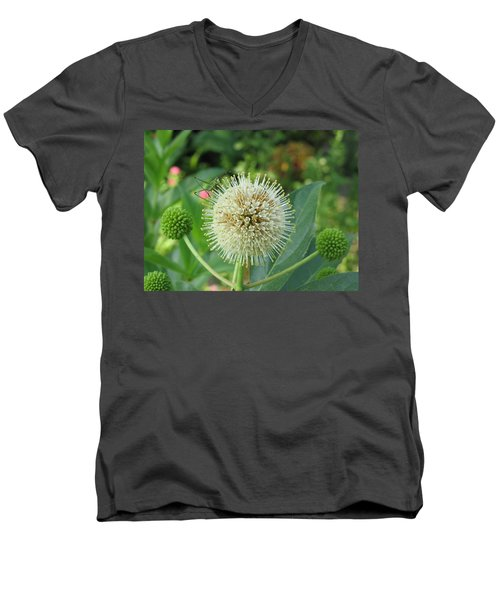 Snakeroot Rider Men's V-Neck T-Shirt