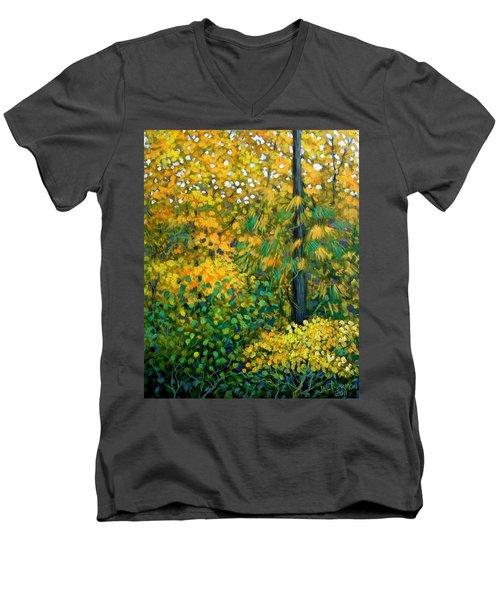 Southern Woods Men's V-Neck T-Shirt