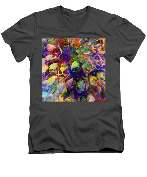 Spring In My Mind Men's V-Neck T-Shirt