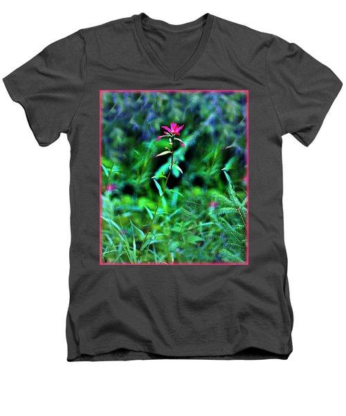 Stands Alone Men's V-Neck T-Shirt