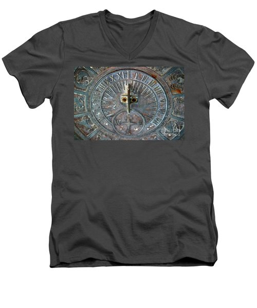 Sundial Men's V-Neck T-Shirt