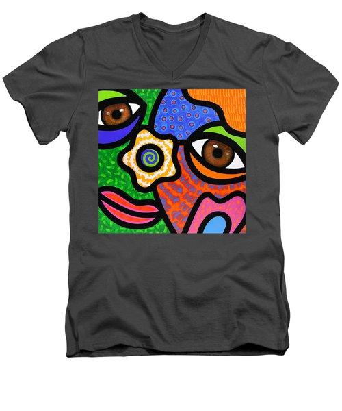Sweet Escape Men's V-Neck T-Shirt