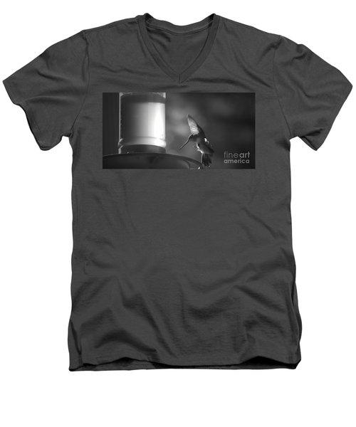 Sweet Light Men's V-Neck T-Shirt