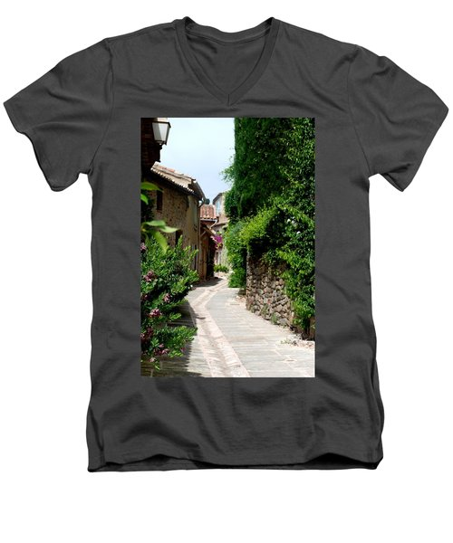 The Alley Men's V-Neck T-Shirt