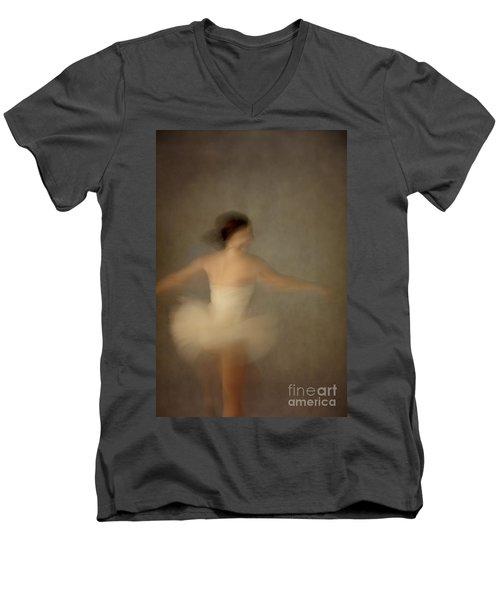 The Dance Men's V-Neck T-Shirt