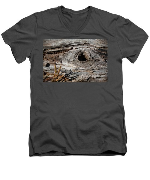 The Knot Men's V-Neck T-Shirt