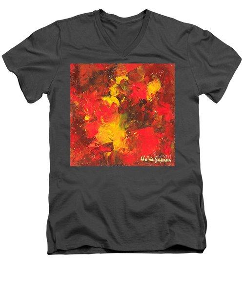 The Old Masters Men's V-Neck T-Shirt
