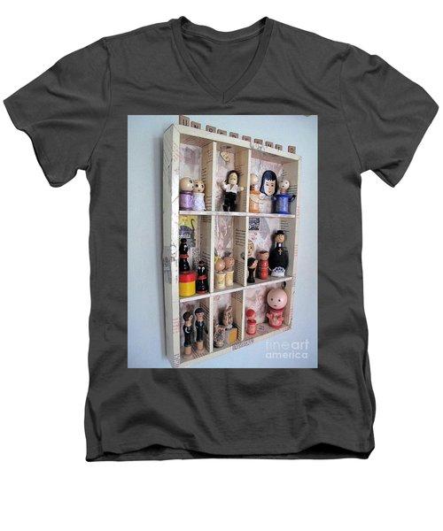 The Unredeemed Men's V-Neck T-Shirt