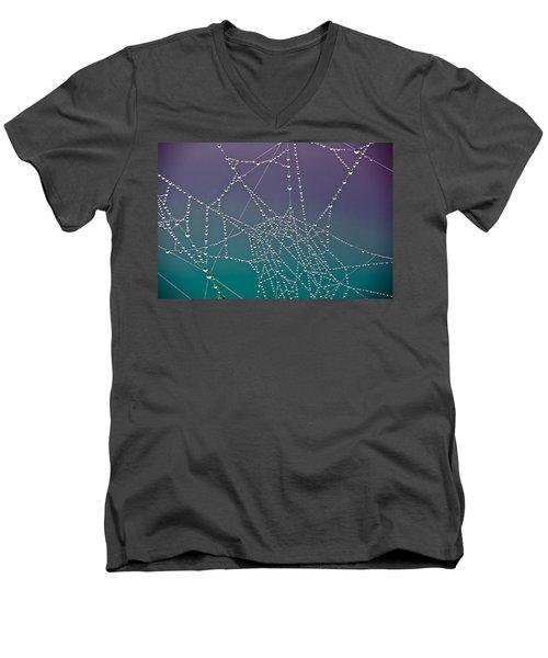 The Web Men's V-Neck T-Shirt