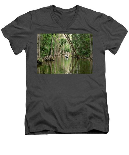 Timeless Passage Men's V-Neck T-Shirt