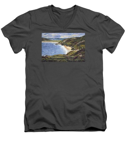 Tra Na Rossan Men's V-Neck T-Shirt