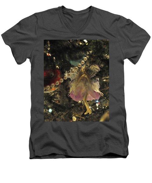 Tree Fairy Tfp Men's V-Neck T-Shirt