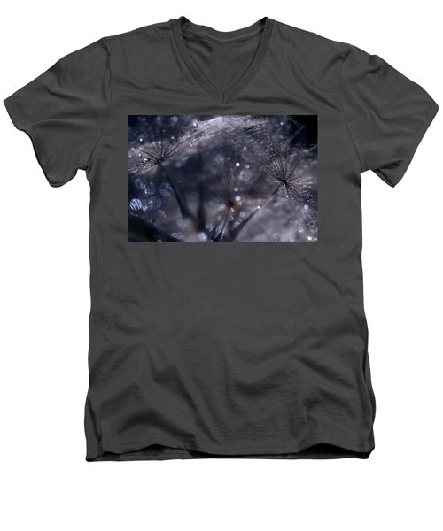 Nature's Trinkets Men's V-Neck T-Shirt