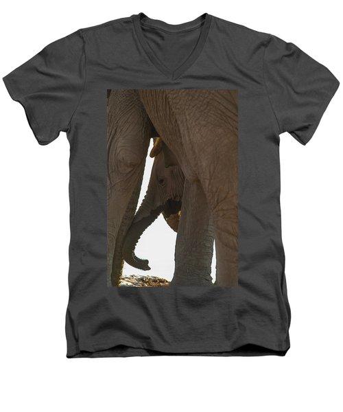 Trunk Touch Men's V-Neck T-Shirt
