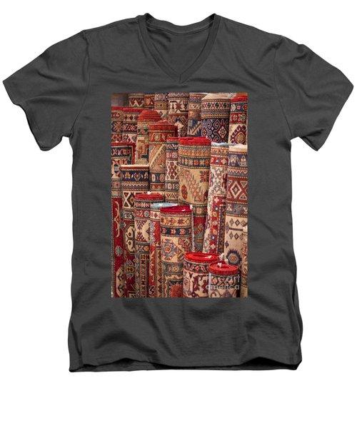 Turkish Carpets Men's V-Neck T-Shirt