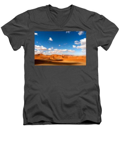 Untouched Men's V-Neck T-Shirt