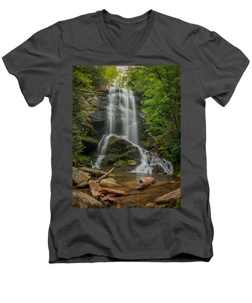 Upper Catawba Men's V-Neck T-Shirt