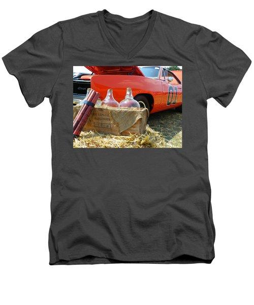 Wild Ride Men's V-Neck T-Shirt