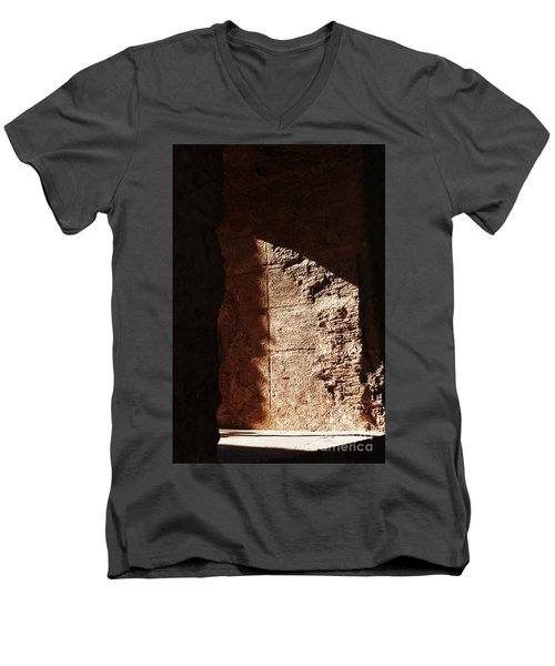Window To The Shadows Men's V-Neck T-Shirt