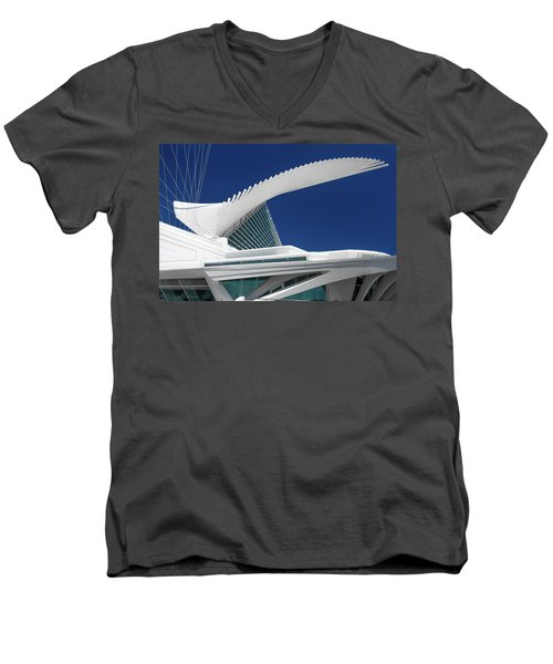 Wings Wide Open Men's V-Neck T-Shirt