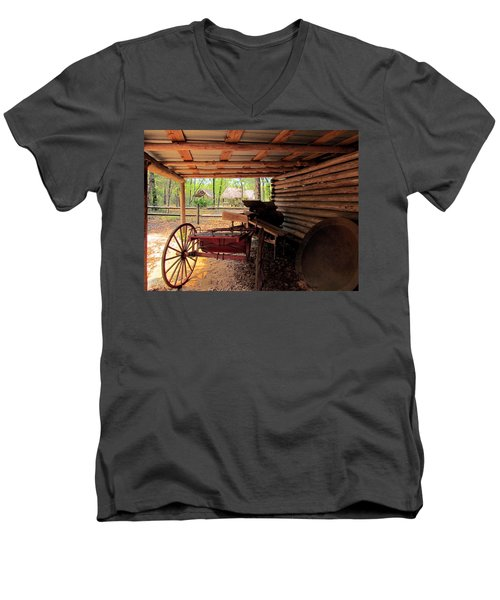 Yesterday Men's V-Neck T-Shirt