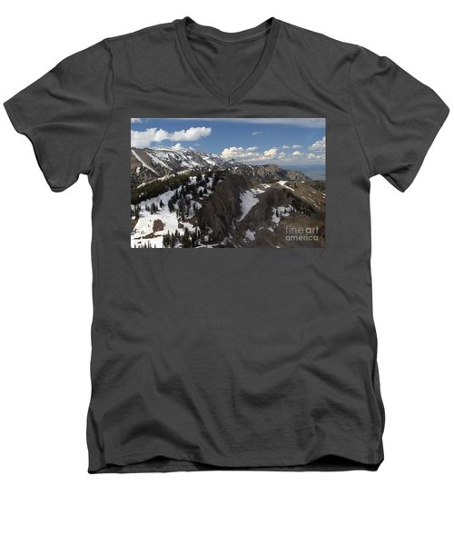 You Can See For Miles Men's V-Neck T-Shirt