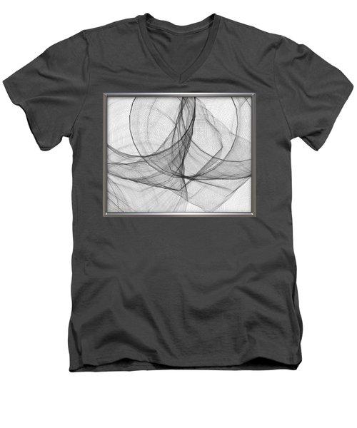 ' Caught In The Gauze Of Life ' Men's V-Neck T-Shirt