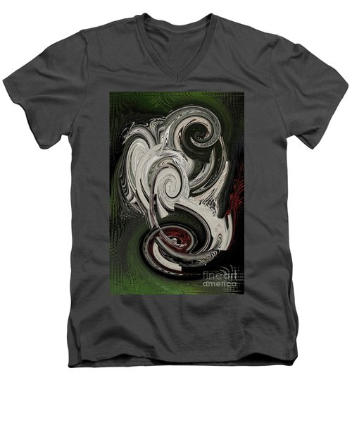 Earache Men's V-Neck T-Shirt