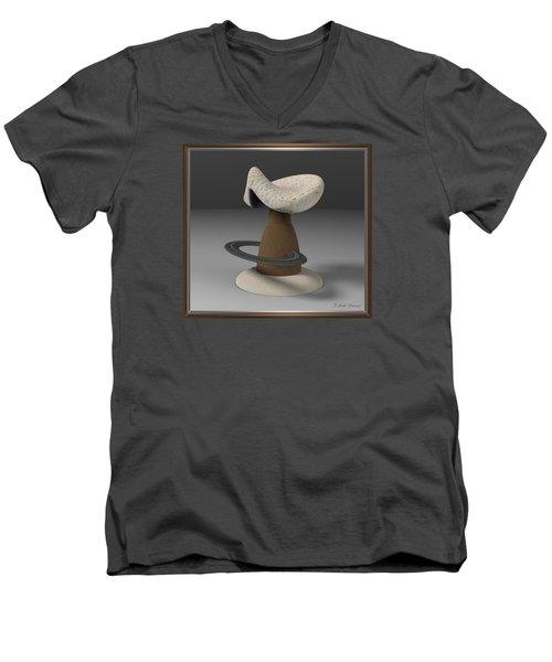 ' Giddyup Pod ' Men's V-Neck T-Shirt