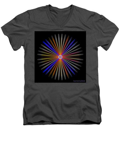 #021020161 Men's V-Neck T-Shirt