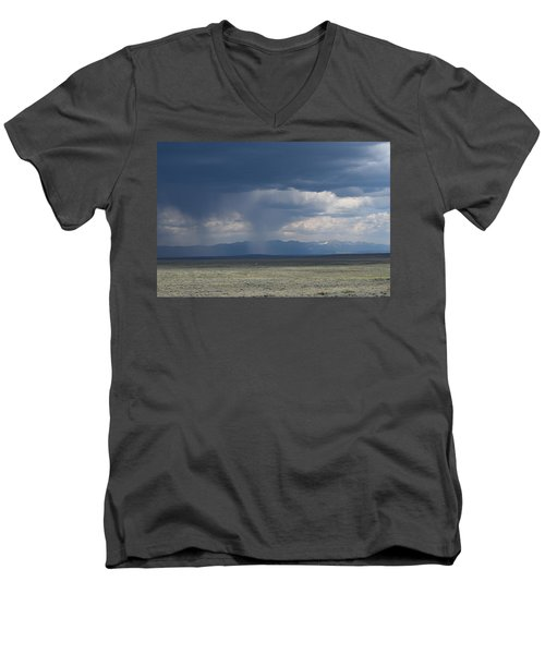Storm Lake John Swa Walden Co Men's V-Neck T-Shirt